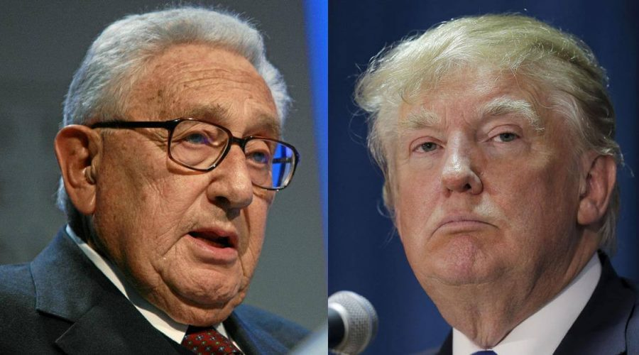 Henry-Kissinger-vs-Donald-Trump